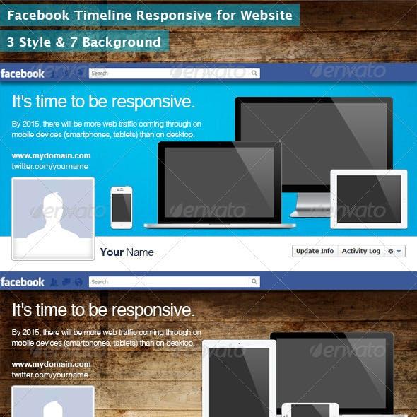 FB Timeline Responsive