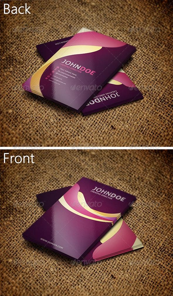 Creative Business Card 3 - Creative Business Cards