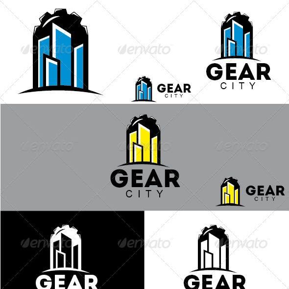 Gear City Logo