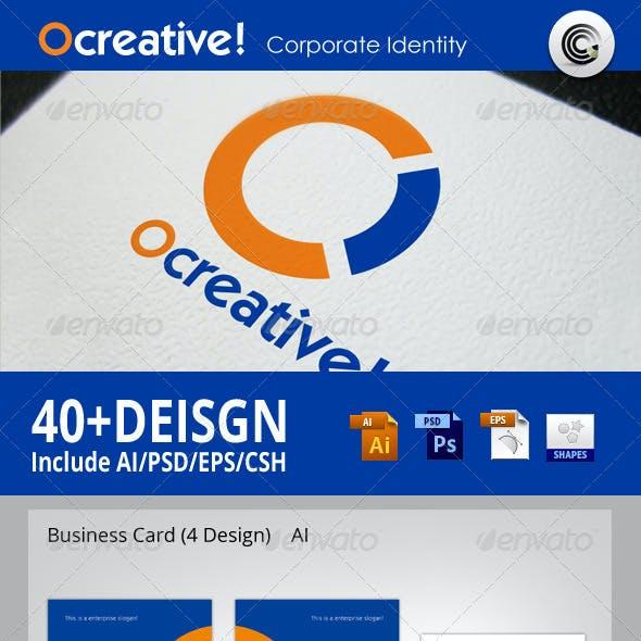 OCreative Studio Corporate Identity