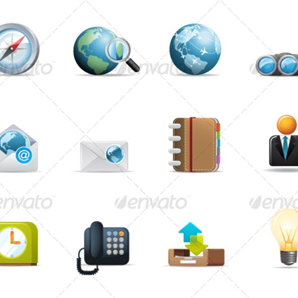 Qicon series | Web and Communication icons 2