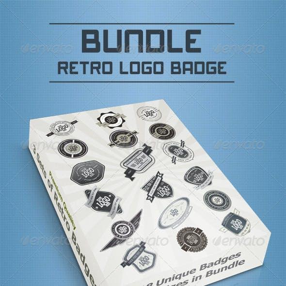 Bundle Retro Badge
