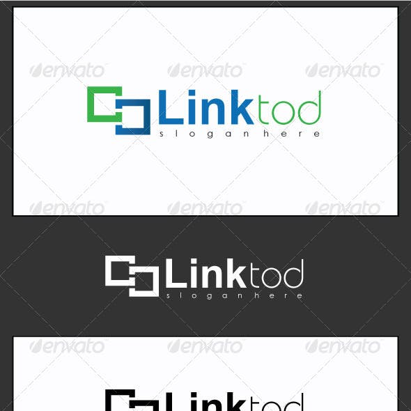 Link tod - Logo Template