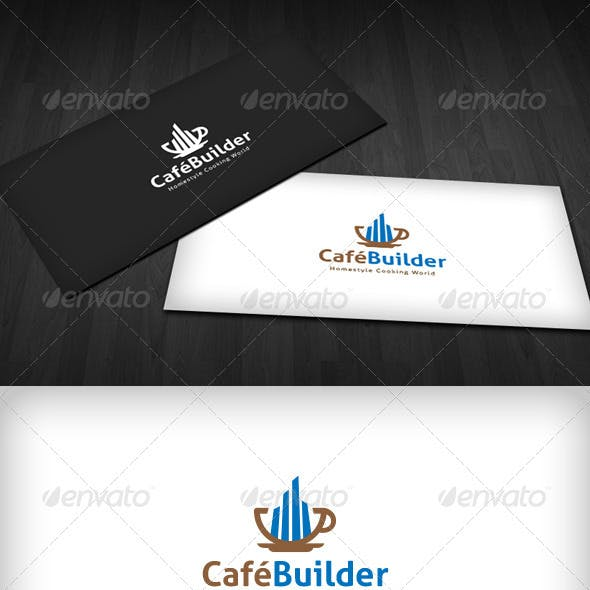 Cafe Builder Logo