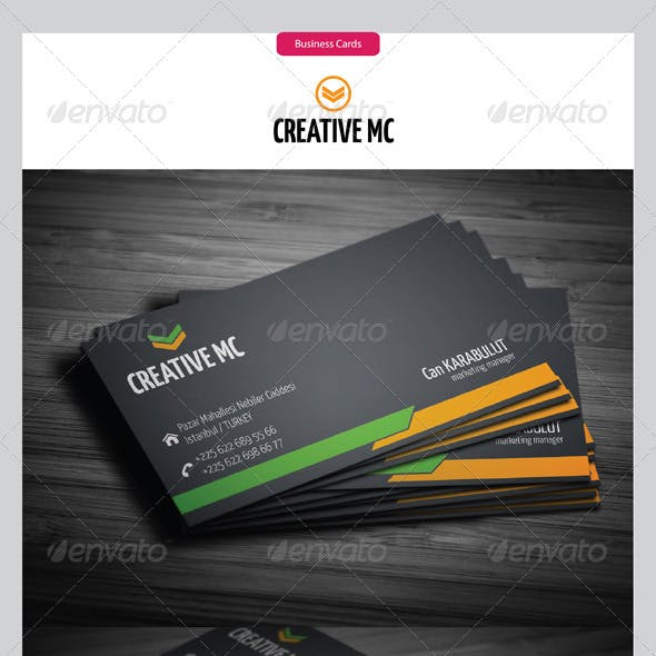 corporate business cards 147