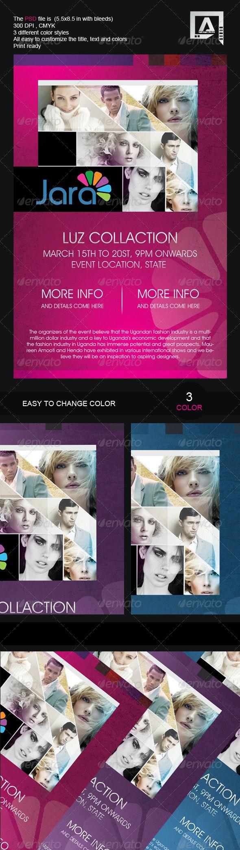 Fashion Design Flyer | Jara  - Commerce Flyers