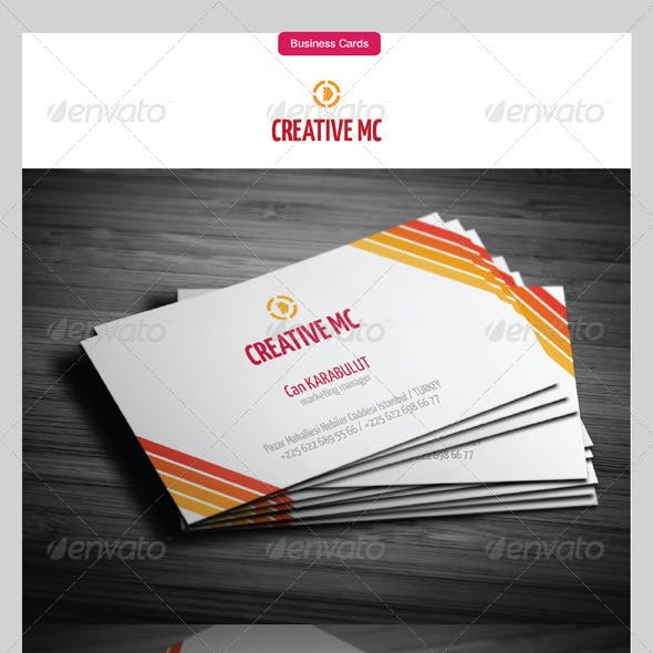 Corporate Business Cards 148