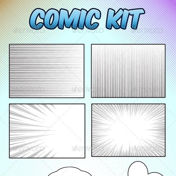 Comic Kit