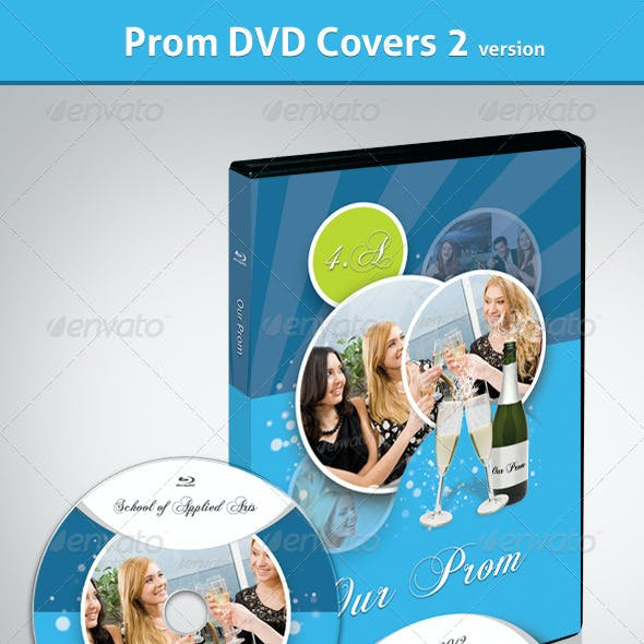 Prom DVD Covers 2