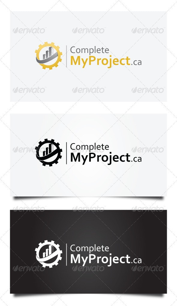 Complete My Project - Symbols Logo Templates
