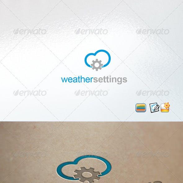 Weather Settings