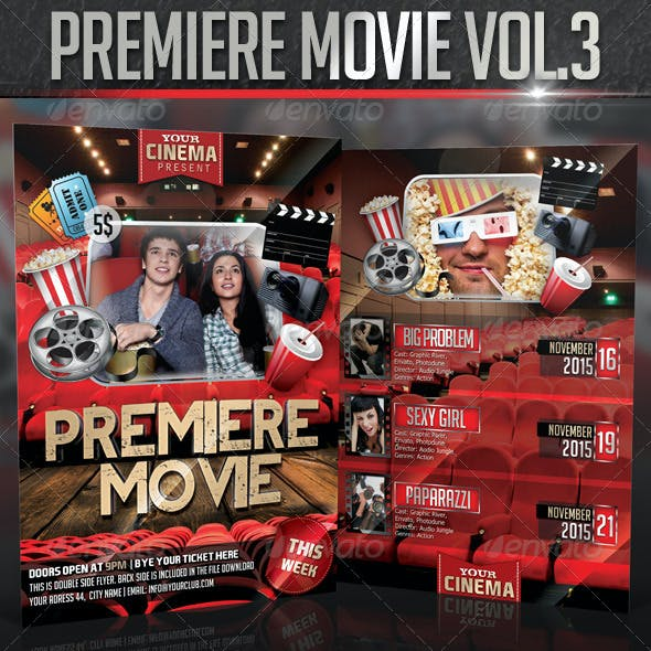 Premiere Movie Vol3