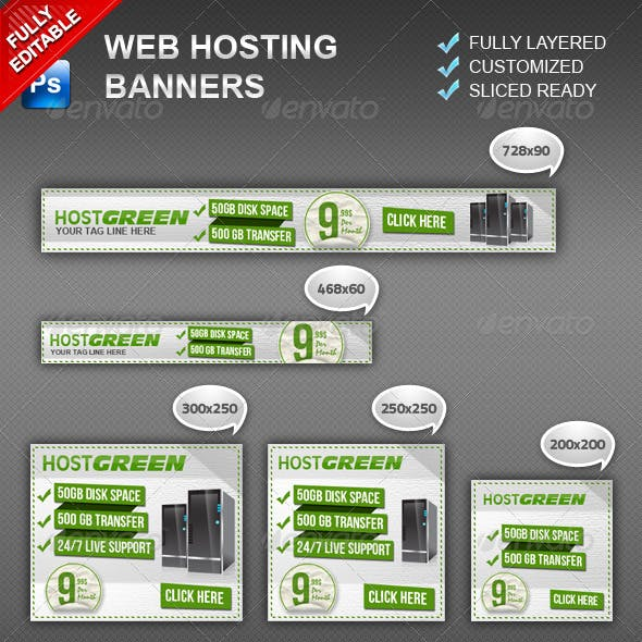 Banners Hosting
