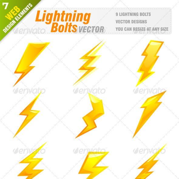9 Lightning Bolt