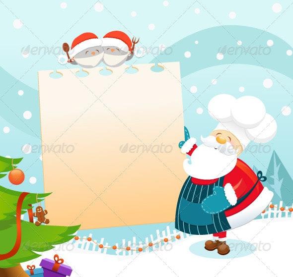 Christmas Recipe - Christmas Seasons/Holidays