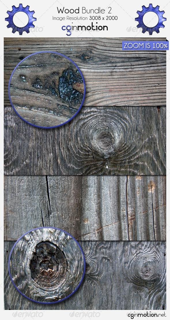 Wood Bundle 2 - Wood Textures