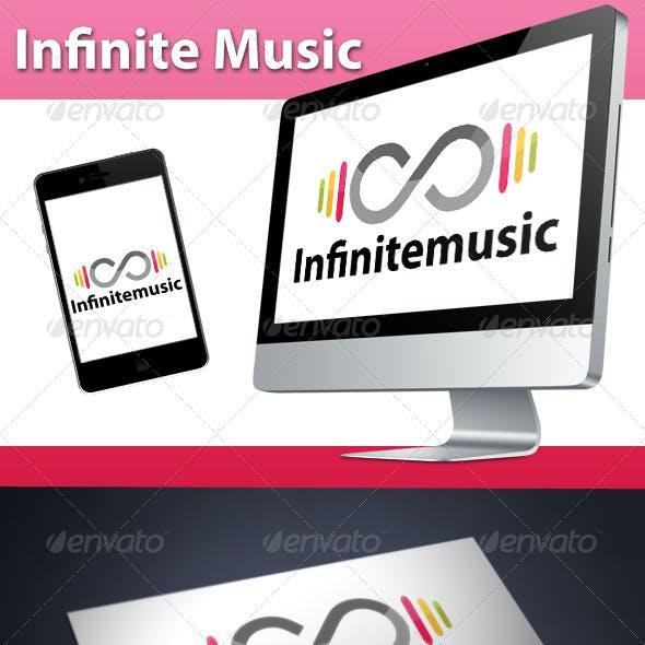 Infinite Music Beats Logo