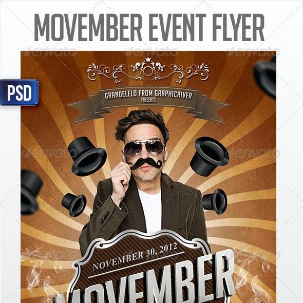 Movember Fyer