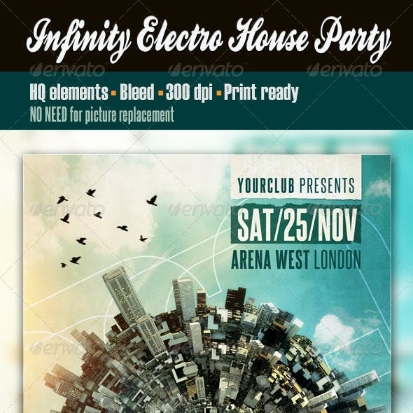 Infinity Electro House Party