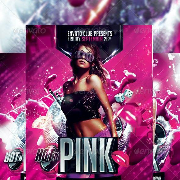 Hot 'n Pink Flyer