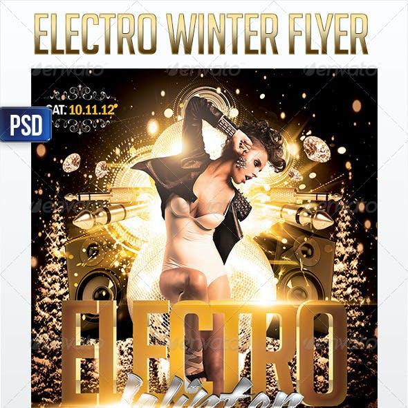 Electro Winter Flyer