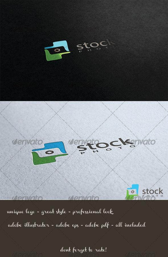 Stock Photo Logo - Vector Abstract