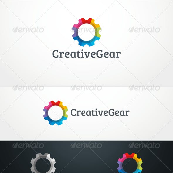 CreativeGear - Logo Template