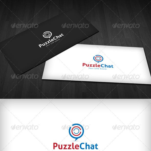 Puzzle Chat Logo