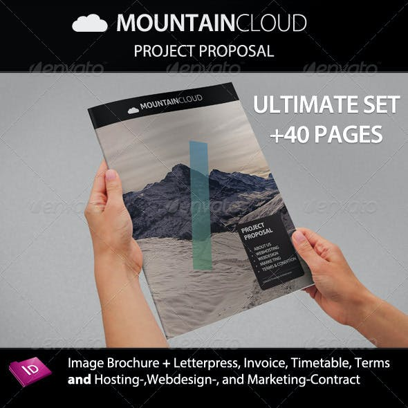 Mountain Cloud - Proposal with Contract & Invoice