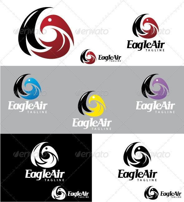 EagleAir Logo - Symbols Logo Templates