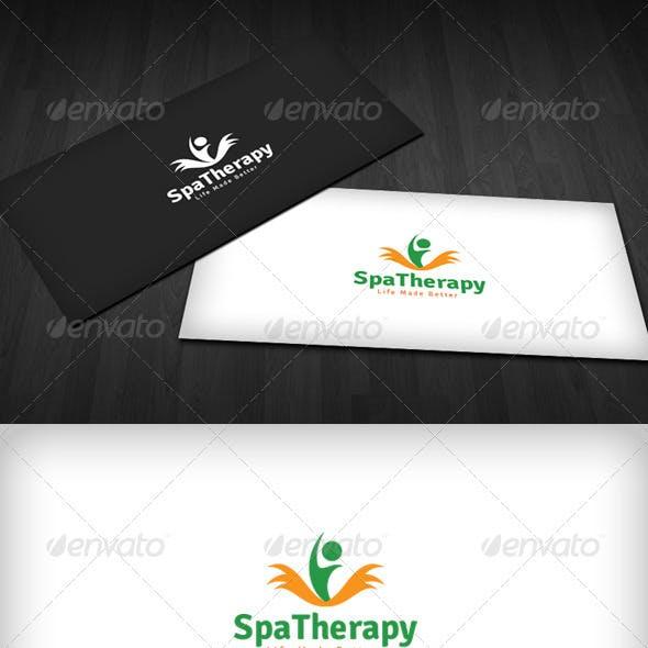 Spa Therapy Logo