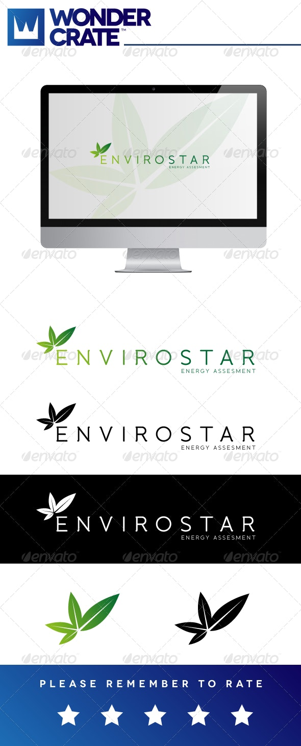 Envirocare - Nature Logo Templates