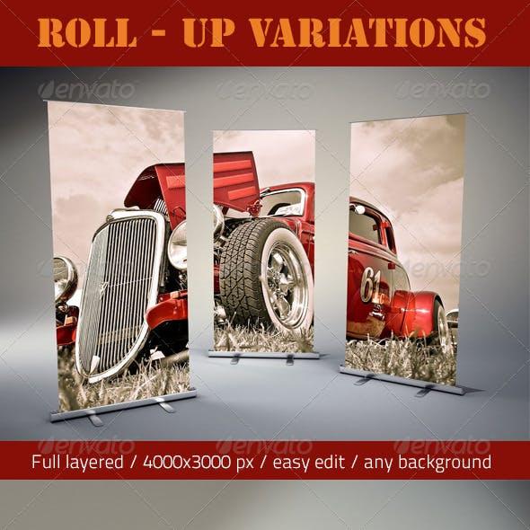 Roll-Up Variations