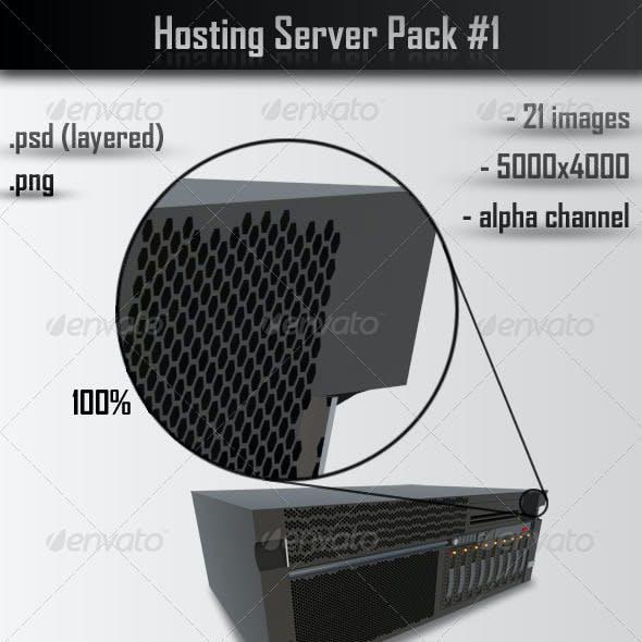 Hosting Server Pack #1