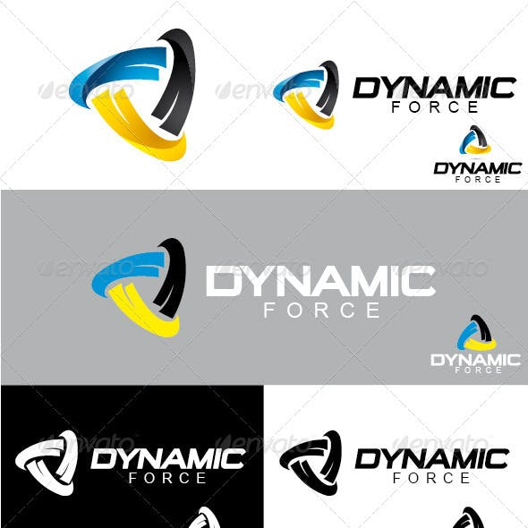 Dynamic Force Logo