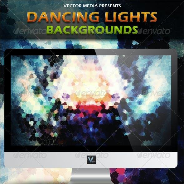 Dancing Lights - Backgrounds