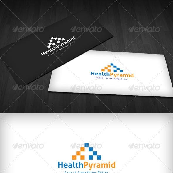 Health Pyramid Logo
