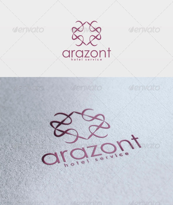 Arazont Logo - Vector Abstract