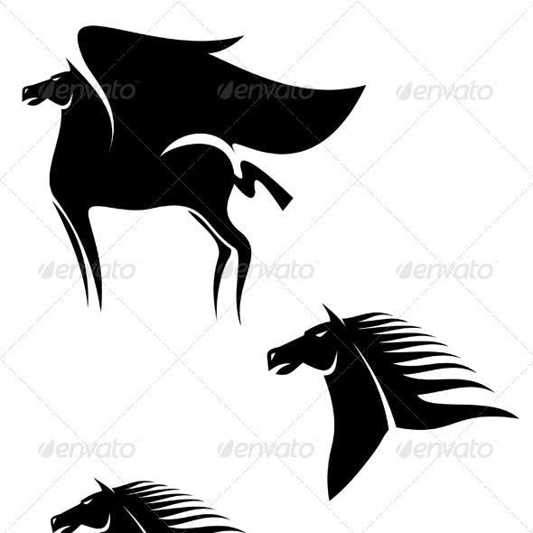Pegasus horses