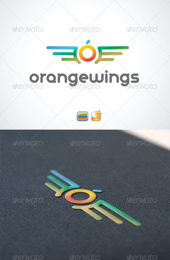 Orangewings - Objects Logo Templates