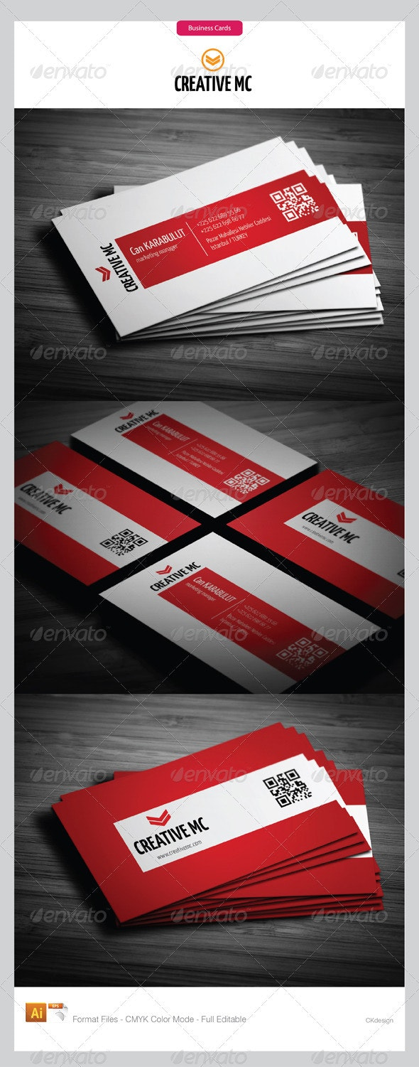 corporate business cards 157 - Creative Business Cards