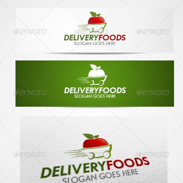 Logo Deliveryfoods Templates