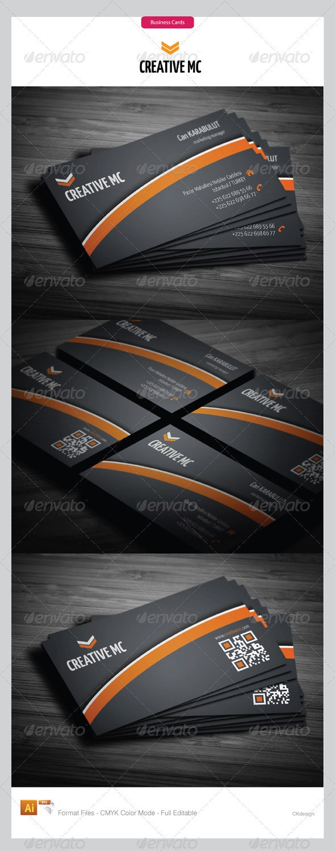 Corporate Business Cards 159 - Corporate Business Cards