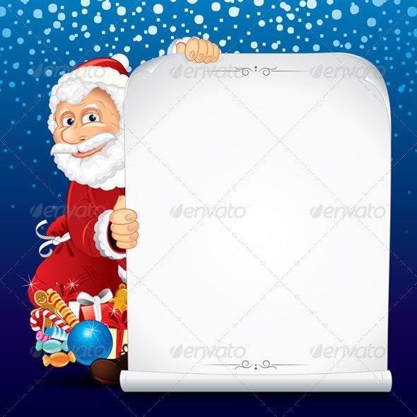 Christmas Sale Poster - Christmas Seasons/Holidays