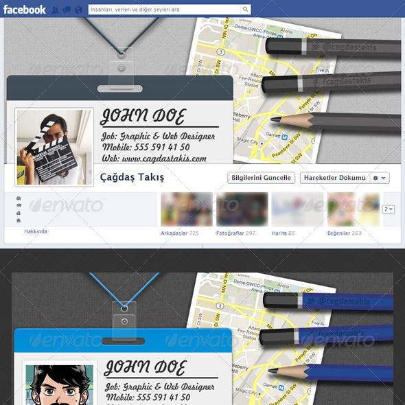 Cover Card FB Timeline