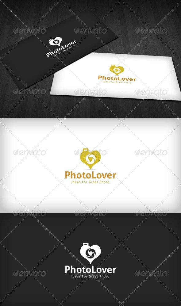 Photo Lover Logo - Symbols Logo Templates
