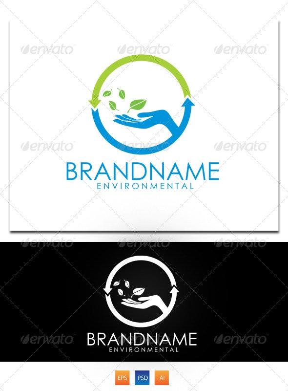 Air Emision logo  - Nature Logo Templates