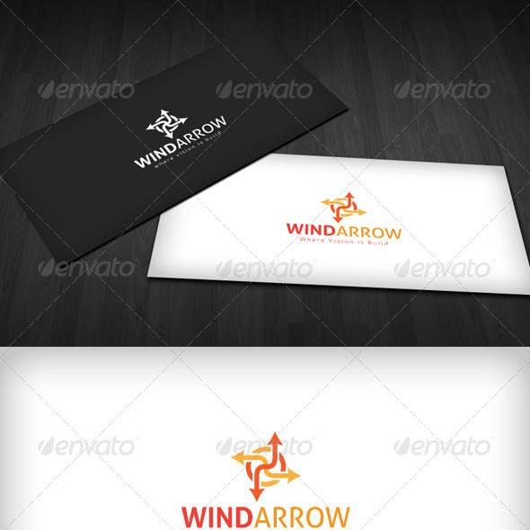 Wind Arrow Logo