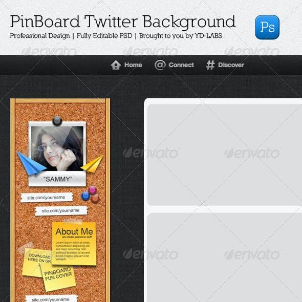 Twitter Pinboard