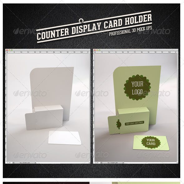 Bussiness Card Display